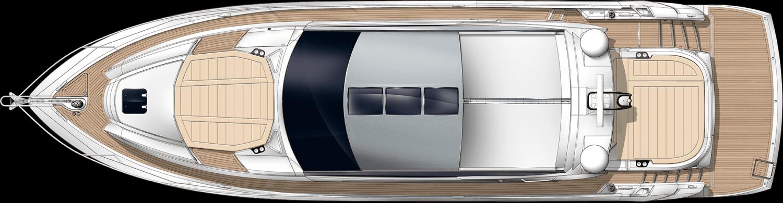 Predator 57 - 2016 Model - Baltic Boat