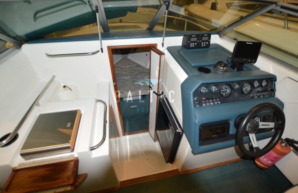 Sea Ray 220 Overnighter - Baltic Boat