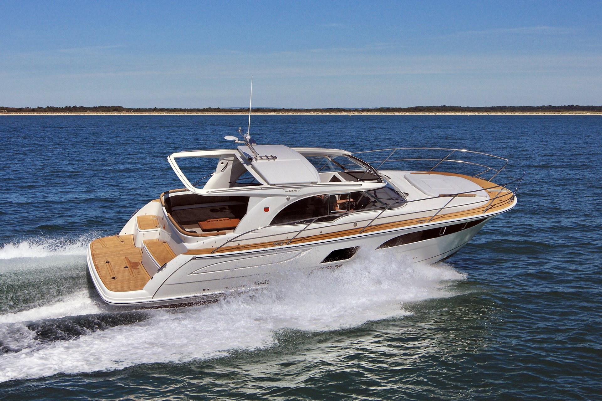 Marex 360 Cabrio Cruiser
